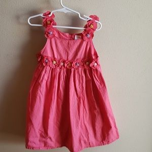 Gymboree 5t summer dress